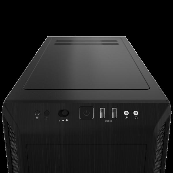HIGH END PC INTEL i9-10900 10x2.80GHz | 16GB DDR4 | Quadro P4000 | 500GB SSD + 2TB | Win 10 Home