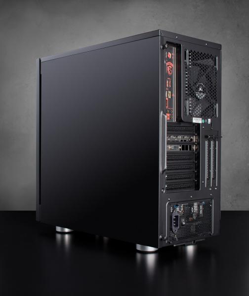 GAMING PC INTEL i5-9600K 6x 3,7Ghz | 16GB DDR4 | RTX 3070 | 240GB SSD + 1TB HDD |