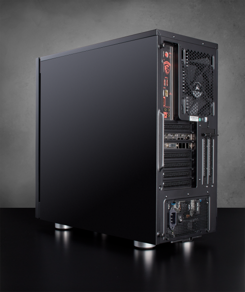 GAMING PC Intel Core i7-10700K 8x3.80GHz | 32GB DDR4 | RTX 3090 24GB | 500GB SSD M.2 NVMe + 2000GB H