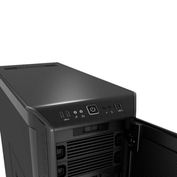 GAMING PC AMD Ryzen 9 5950X 16x 3.4 GHz | 32GB DDR4 | NVIDIA Quadro P4000 | 500GB SSD + 1000GB HDD