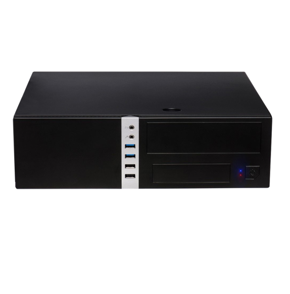 MINI PC AMD A8-9600 4x3.10GHz | 8GB DDR4 | Radeon R7 | 120GB SSD | Win 10 Home