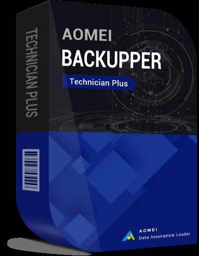 AOMEI Backupper Technician Plus Edition